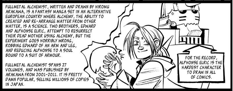 Using comics as Readers Advisory (2/4)