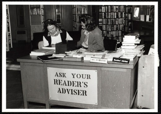 Ask Your Readers Advisor - Newton Free Library